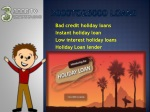 Loans for a holiday UK | Personal loans UK - 3000to25000loan