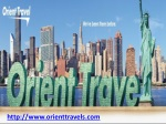 Orient Travel - Best Holiday Tour Oprator In UAE