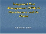 integrated pest management ipm in greenhouses and the home