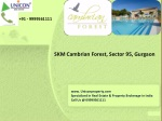 cambrian forest - sector 95, gurgaon | 09999561111