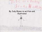 By Judy Blume re-written and illustrated