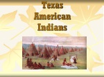 Texas American Indians