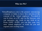 Virtuale Employee Outsourcing