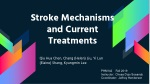Stroke Mechanisms and Current Treatments