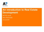 An introduction to Real Estate Development