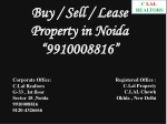 IT / Corporate plot in sector 154 Noida 9910008816