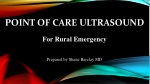 Point of Care Ultrasound