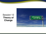 Session 12 Theory of Change