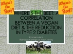 Where's the Beet: A Correlation Between a Vegan Diet & the Reduction in Type 2 Diabetes
