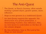 The Anti-Quest
