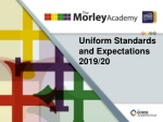 Uniform Standards and Expectations 2019/20