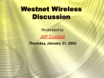 Westnet Wireless Discussion