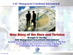Brought To You By: CAC Management Consultants International