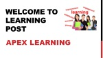 Welcome to Learning Post