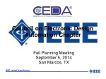 Council on Electronic Design Automation Chapter