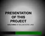 PRESENTATION OF THIS PROJECT