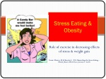 Stress Eating & Obesity
