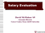 Salary Evaluation