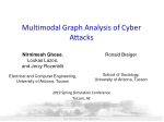 Multimodal Graph Analysis of Cyber Attacks