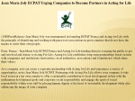 Jean Marie Joly ECPAT Urging Companies to Become Partners i