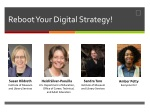Reboot Your Digital Strategy!