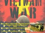 Power Point to accompany Consortium Lessons: The Vietnam War and Protest Music and