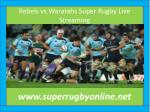 live Rugby match Rebels vs Waratahs on 20 Feb 2015 streaming