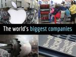 The world's biggest companies