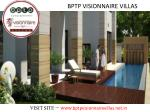 BPTP Visionnaire Villas - Gurgaon CALL US 9891856789