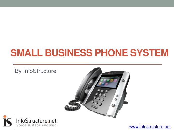 small business phone system n.