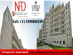 DLF Queens Court Luxury Apartments Greater Kailash ii – Call