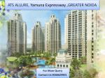 ATS Allure-  ATS  greater noida | Construction Updates