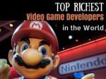 Top Richest Video Game Developers in the World