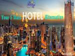 Short term rentals dubai Holidays shop PPT