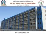 S.B.Patil College - Best science colleges in pune