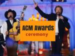 ACM Awards ceremony