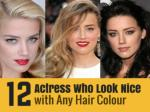 Actress Who Look Nice with Any Hair Colour