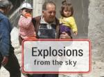 Explosions from the sky