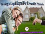 Finding a Legal Expert For Riverside Probate