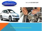 Welcome to Elmwood Vehicles – the fast, friendly and efficie