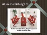 Kitchen And Dining Room Furniture in UK