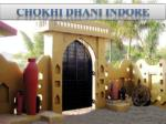Chokhi Dhani Indore – Best Place for Visitors