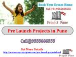 Pre Launch Projects in Pune – Best Residential Projects in P