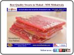 Best Quality Sweets in Malad - MM Mithaiwala