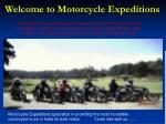 Royal Enfield Motorcycle/Motorbike Tours in India