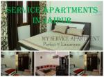 Why it is a best choice to choose Service Apartments