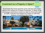 Why-Should-Invest-on-a-Property-in-Spain?