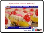 Order Indian Sweets in Mumbai - MM Mithaiwala