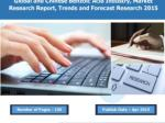 Benzoic Acid Industry, Size, Share Growth, Trends And Forecast Market Research Report 2015