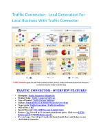 ULTIMATE review and $11000 bonuses of Traffic Connect